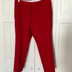 LOFT Tailored Ankle Pant in Julie Fit